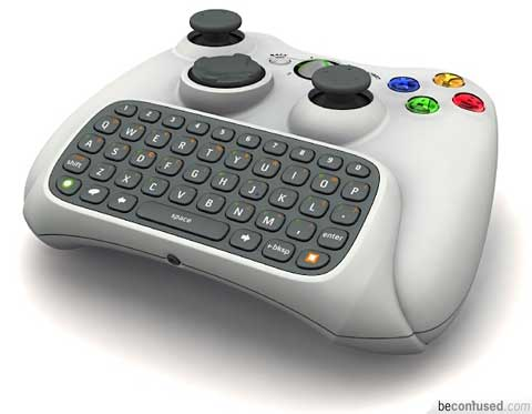 xbox 360. Xbox 360 gets new peripheral