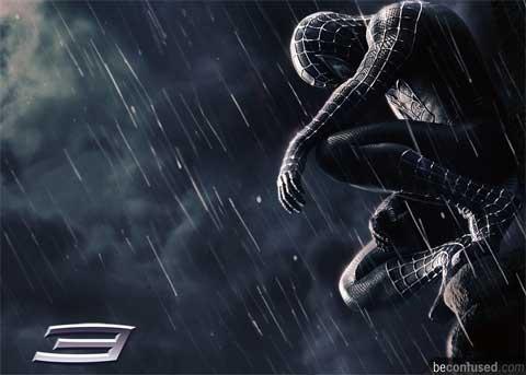 venom in spider man 3: